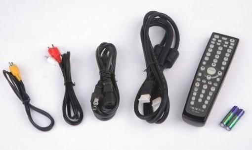 OPPO DV-983H accessories